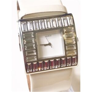 Guess crystal martini watch